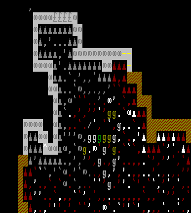 Dwarf Fortress - Headshoots - Update 50