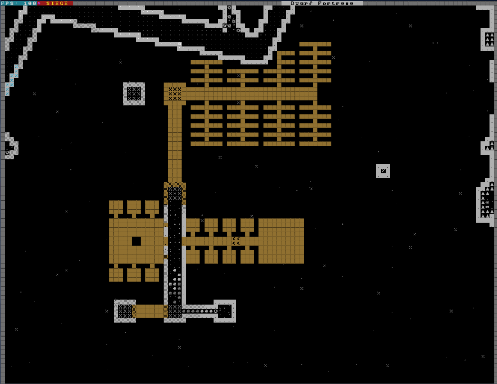 Dwarf fortress syrupleaf part 8 vox nihili update 6 for Final fortress blueprints
