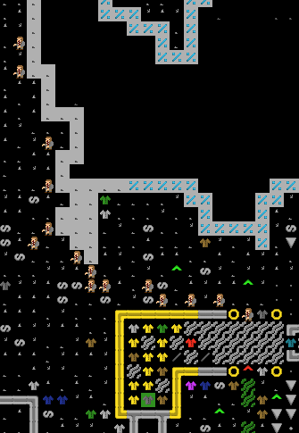 Giant Cave Spider Dwarf Fortress Dwarf Fortress - Syrup...