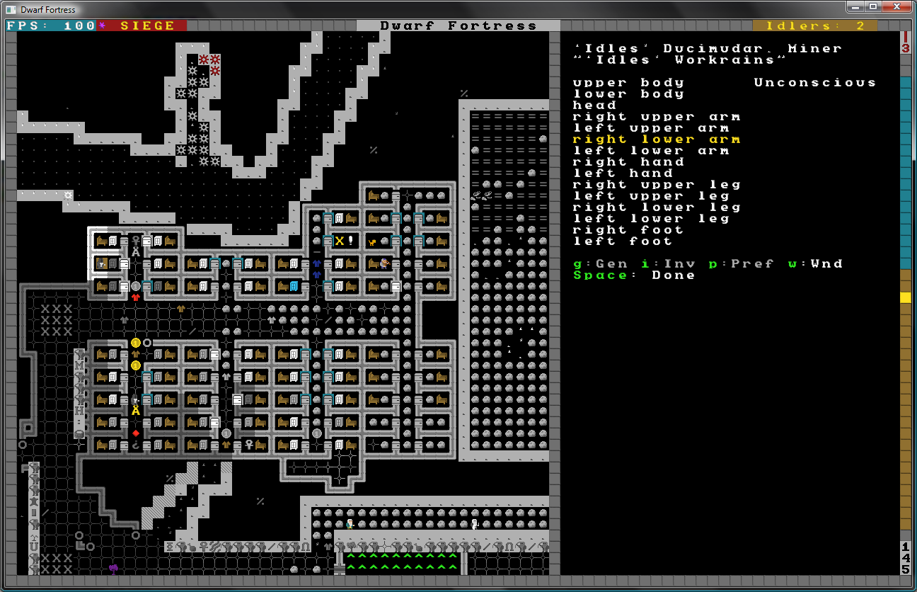 how to see if trade is available dwarf fortress