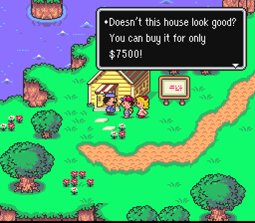 Earthbound Part #33 - Hitting the Fourth Wall with a Multi-Bottle Rocket
