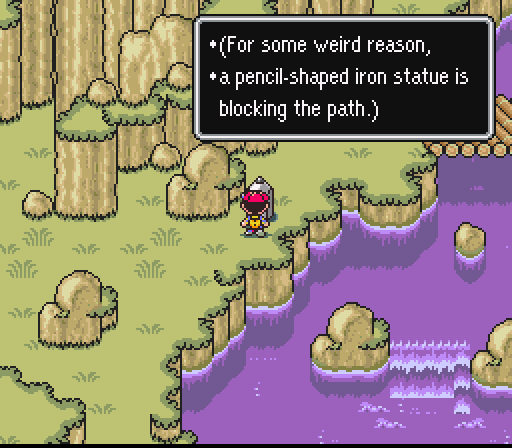 Earthbound Part #5 - Iron Pencils and the Erasers Who Erase Them