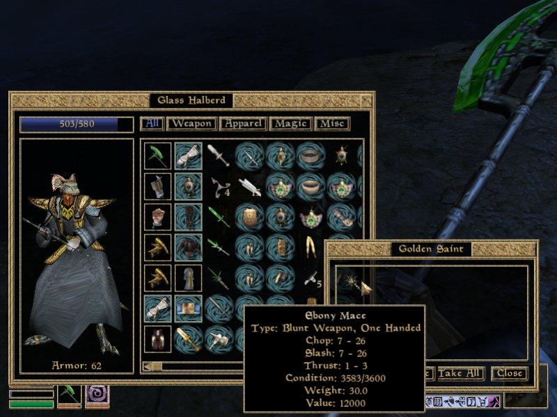 Elder Scrolls 3: Morrowind Part #26 - Wait, Wait, Don't Tel Me