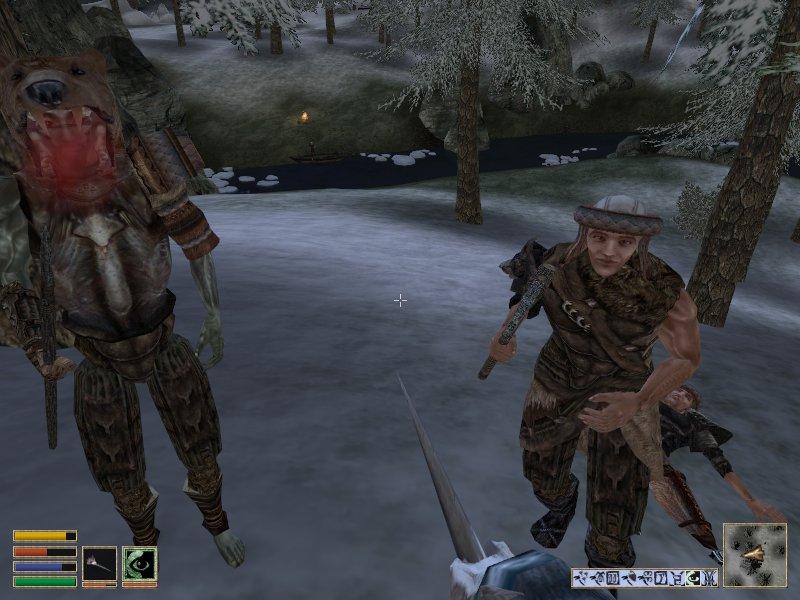 Elder Scrolls 3: Morrowind Part #31 - Solstheim got caves, man