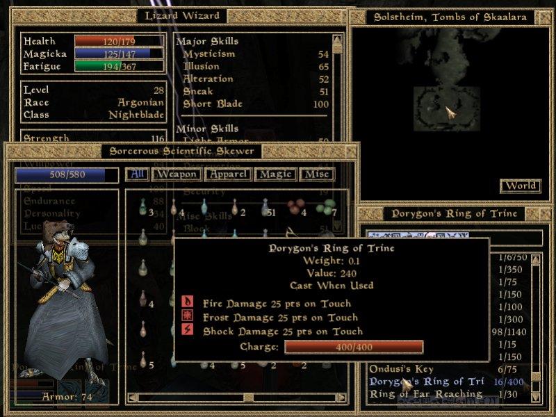 Elder Scrolls 3: Morrowind Part #36 - Werewolf? Okay  Werewolf