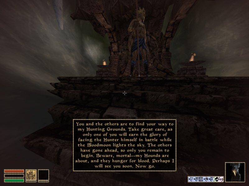 Elder Scrolls 3: Morrowind Part #37 - Bye, Bye Bloodmoon