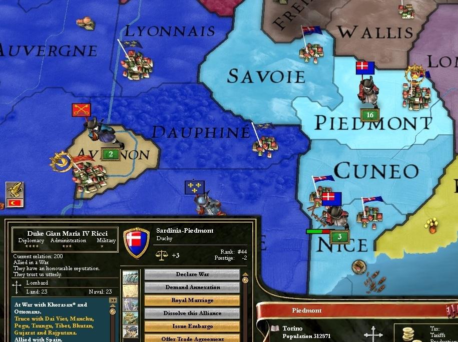 Europa Universalis Iii Divine Wind Part 13 End Game