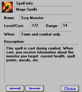 Exile 2: Crystal Souls Part #6 - Spells