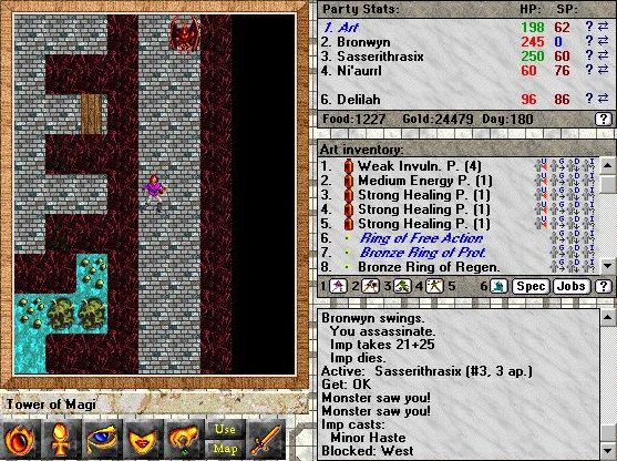 Exile 3: Ruined World Part #76 - Thefts, Training and The