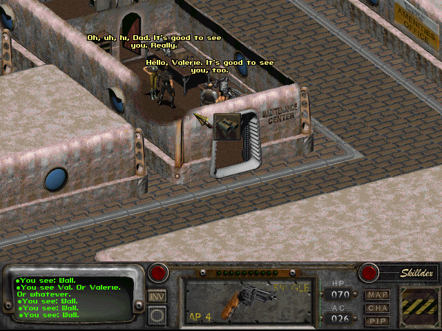 how to find vic in fallout 2