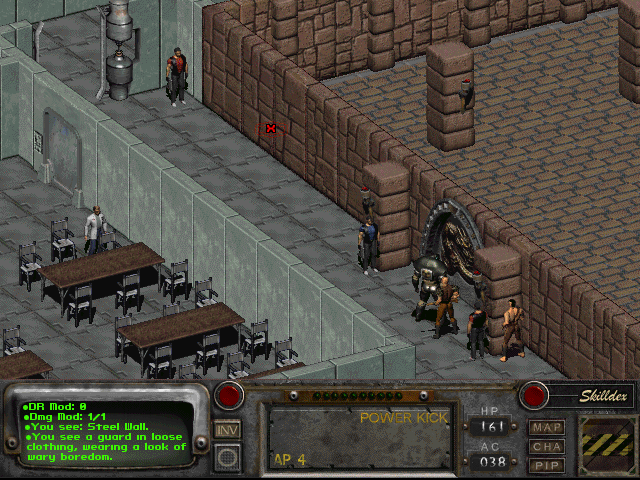 Fallout 2 Part #37 - Behind the Curtains