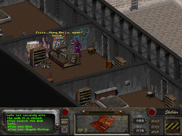 fallout 2 how to get vic