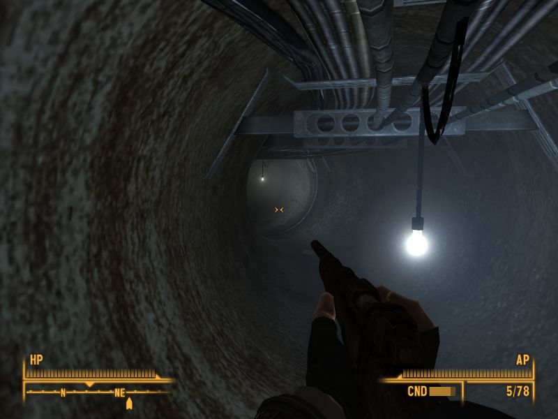 how to get into the citadel in fallout 3