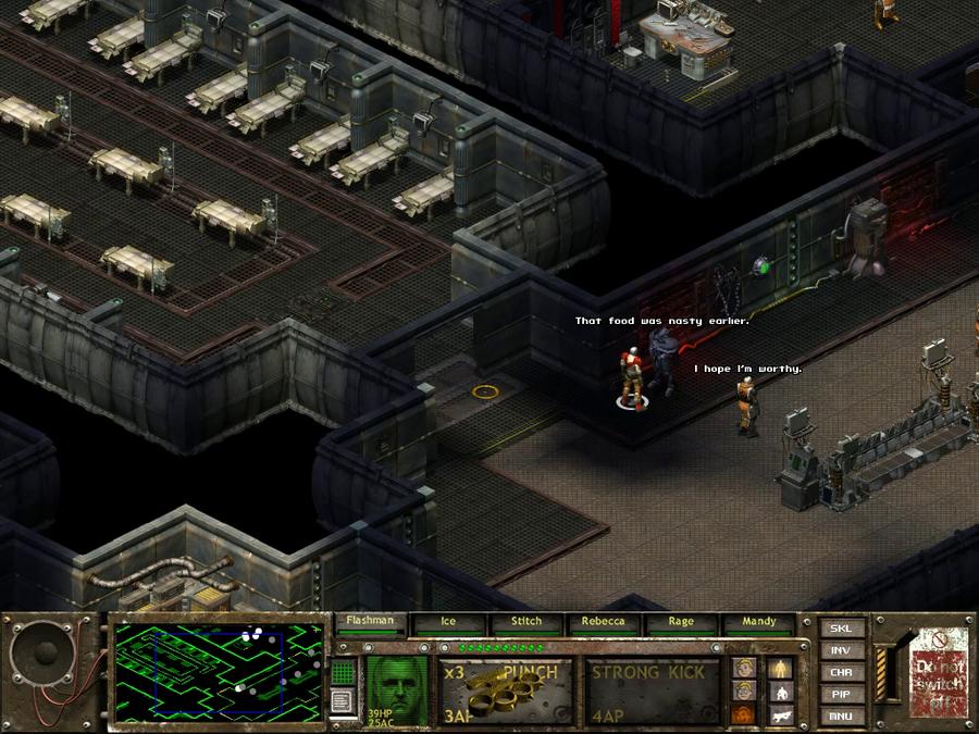 Fallout Tactics: Brotherhood of Steel Part #5 - Bunker Alpha: Where