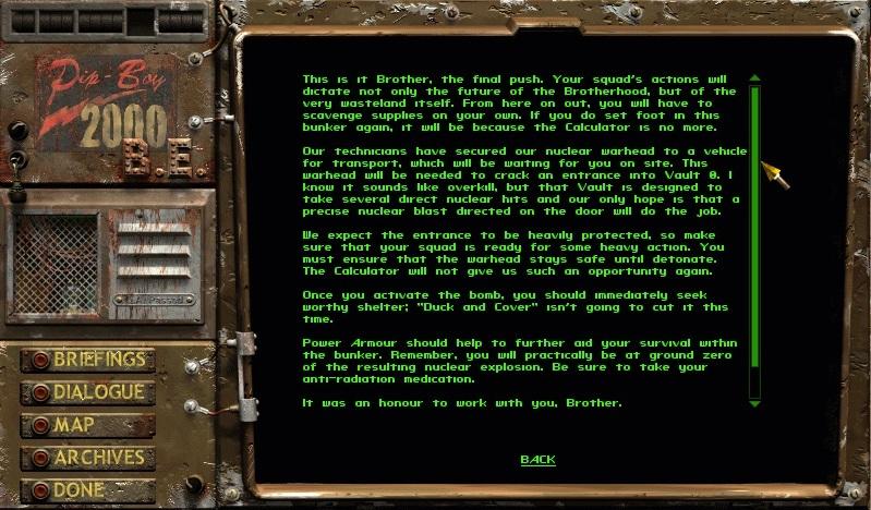 Fallout Tactics: Brotherhood of Steel Part #69 - Cheyenne