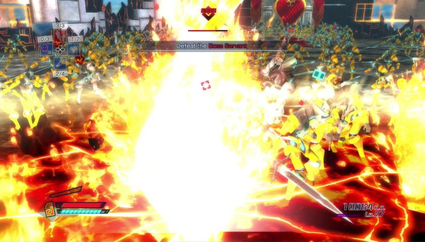 Fate/extella Part #19 - Orchid Words Arc - Sun