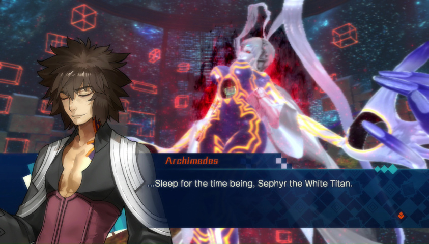 Fate/extella Part #90 - Shooting Star - Archimedes - Part 2