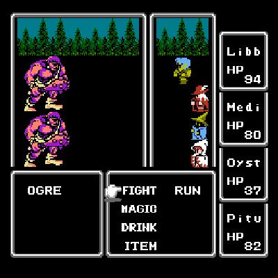 Image result for final fantasy 1 ogres