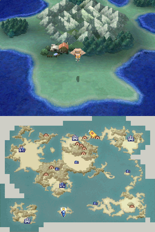 Final Fantasy IV: Advance and DS Part #79 - DS Real Ninjas ...