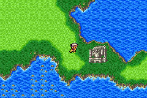 Final Fantasy IV Advance Part #16 - Sidestep