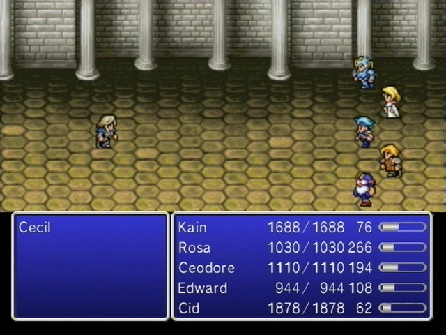 Final Fantasy IV: The After Years - Update 65