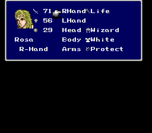 Final Fantasy IV Part #33 - Cecil Fights Bad Breath