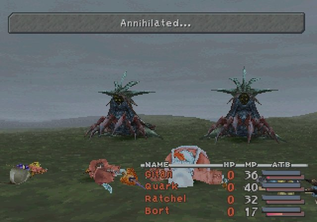 Final Fantasy IX Part #102 - Level 1 run - Chapter 22