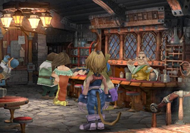 Final Fantasy IX - Update 17