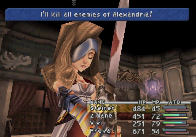 Trance Zidane Final Fantasy IX - Upd...