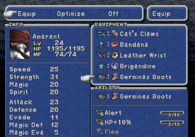 Final Fantasy IX - Update 49