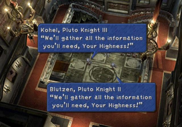 Final Fantasy IX - Update 55