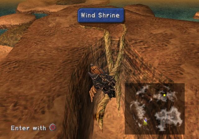 Ff9 Wind Shrine