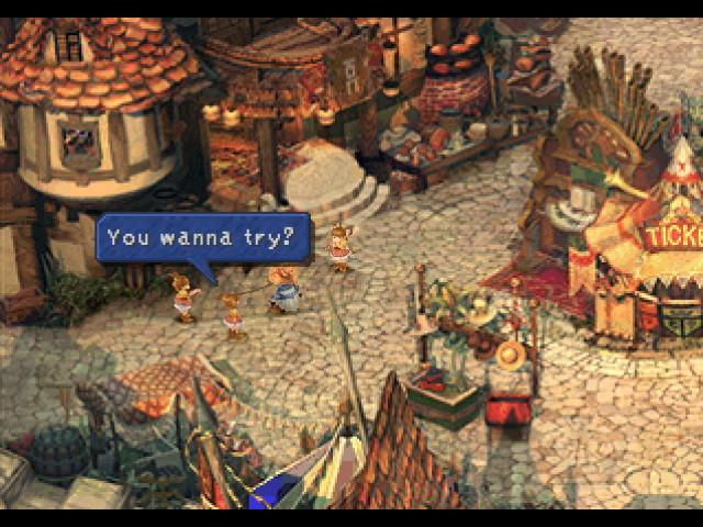 Final Fantasy IX Part #2 - The Politically-Correct Phrasing