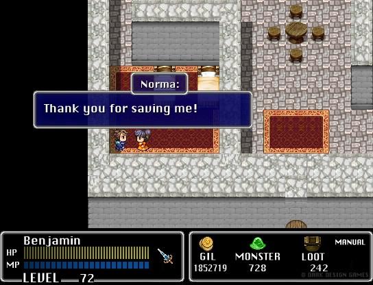 Final Fantasy Mystic Quest Remastered Part #9 - Mac's Ship