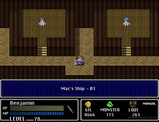 Final Fantasy Mystic Quest Remastered Part #10 - Final