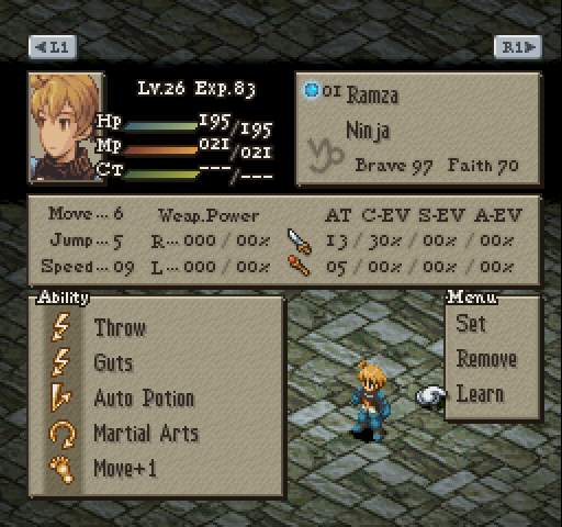 How do you learn Ultima in this port? - Final Fantasy ...