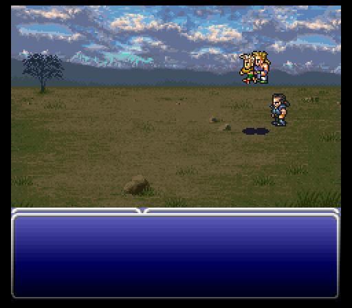 Final Fantasy VI Part #12 - He followed me home