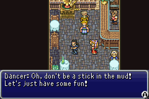 Final Fantasy Vi Advance Part 13 Fuck The Veldt And Everything In It