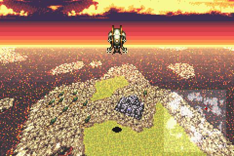 Final Fantasy VI Advance Part #40 - Scraping the bottom of the barrel
