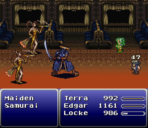 Image result for final fantasy 6 death counter