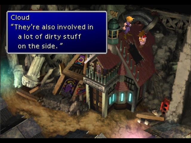 Final Fantasy VII Part #6 - Mods and the Shinra Mafia