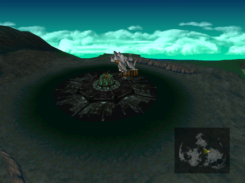 Final Fantasy Vii Part 71 Around The World