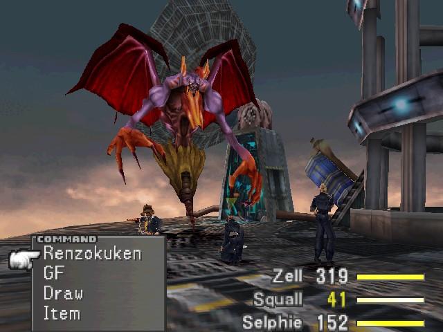 Final Fantasy VIII Part #9 - Part Nine: I Think I Can Still Get