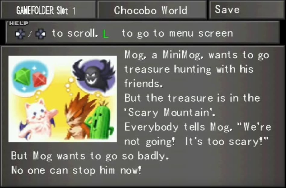Final Fantasy VIII Part #125 - Boco Saves the World: Chocobo World