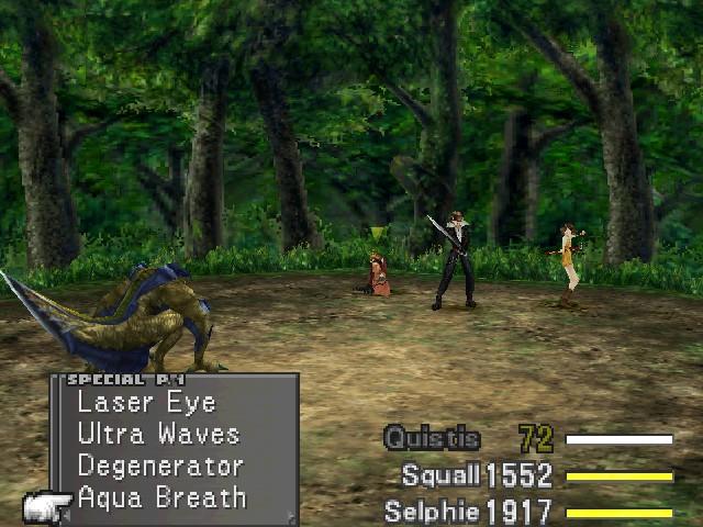 Final Fantasy VIII Part #23 - Part Twenty-Three: Another Garden