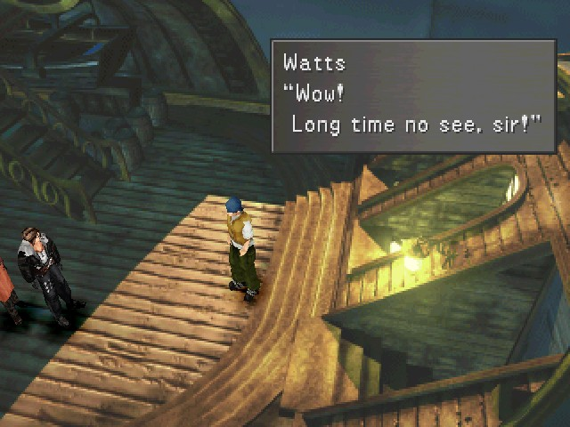 Final Fantasy VIII Part #76 - Part Seventy-Six: White SeeD