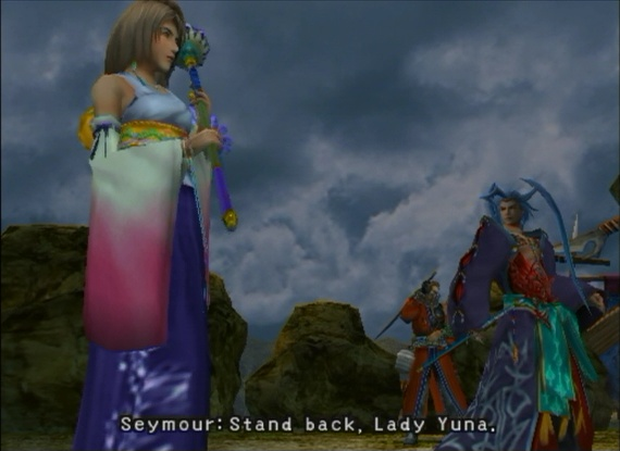 Final Fantasy X Part #49 - Episode XLI: A Guest in My Party