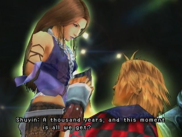 Final Fantasy Lenne And Shuyin Final Fantasy X-2 Part...