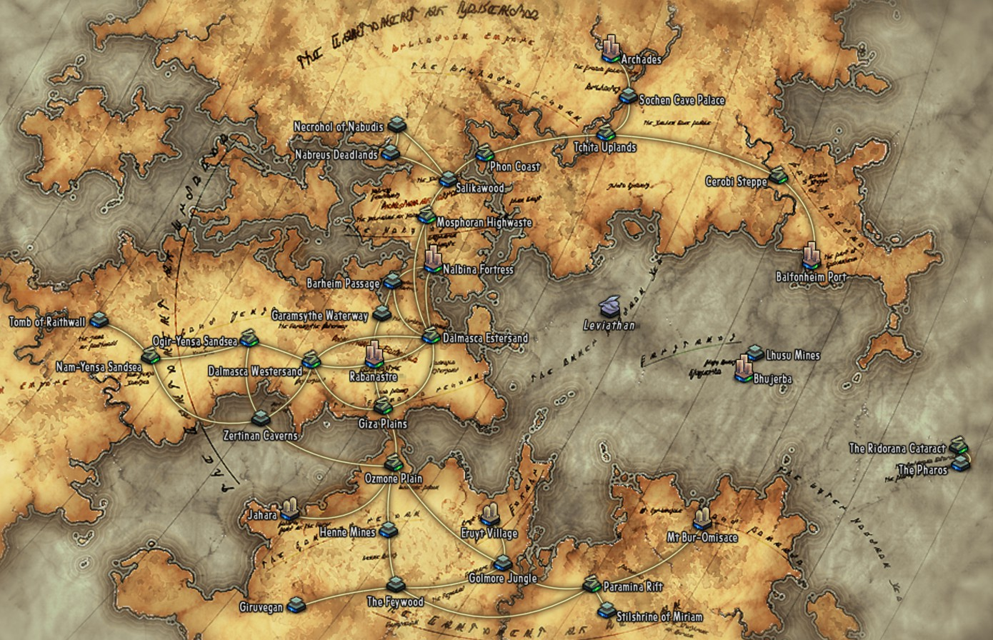 Is anyone here good at cartography artwork or know anyone who is ivalice gumiabroncs Gallery
