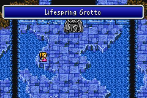 Final Fantasy Part 14 Lifespring Grotto 12